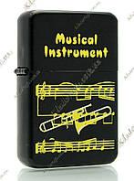 Запальничка бензинова Musical Instrument «Tube»