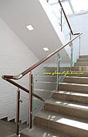 Ограждения с нержавеющей стали, фото 1