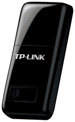 Сетевой адаптер USB TP-LINK TL-WN823N Wi-Fi 802.11g/n 300Mb