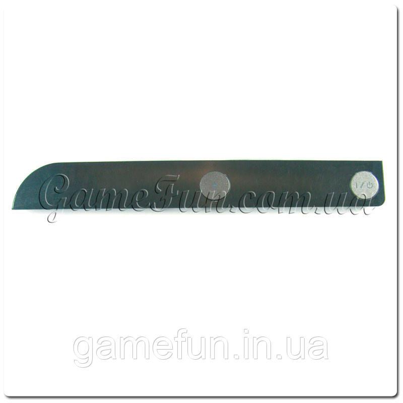 PS3 Slim 120G \ 250G Панель з кнопками power і eject (Power Board)