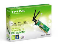 Сетевая карта PCI TP-LINK TL-WN851ND Wi-Fi 802.11g/n 300Mb