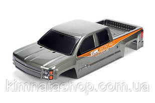 Team Magic E5 Body Shell for Brushed Ver. Silver