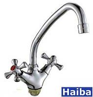 Смеситель для кухни Haiba Smes-271- NUT