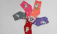Носки махровые для девочки