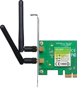 Сетевая карта PCI-E TP-LINK TL-WN881ND Wi-Fi