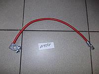 Провод аккумулятора (минус)  470 мм. (ГАЗ-53), А-14555