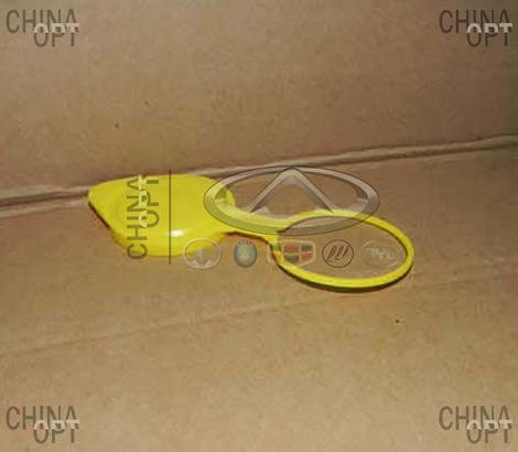Крышка бачка омывателя, Chery Tiggo [2.4, до 2010г.,AT], T11-5207111, Aftermarket