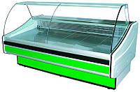 Холодильна вітрина без агрегата Cold W-15 NG B/A (Польща)