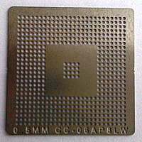 BGA трафарет 0,5 mm CC-06AP8LW