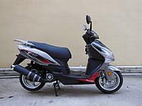 Скутер FoxWell ZW150T-2 (VOLCAN)