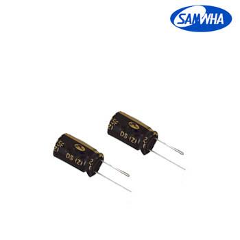 3 F - 2,7v  (EDLC)  Суперконденсатор <DS> 8*20 SAMWHA