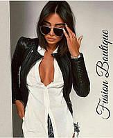 Женская блузка с 2 кармашками