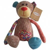 Мягкая игрушка медведь пьер