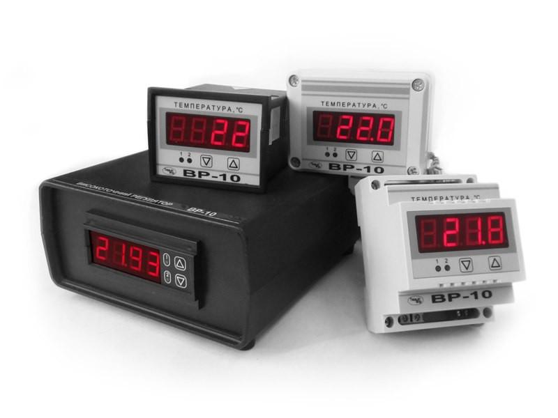 Високоточний вимірювач-регулятор ВР-10 одноканальний