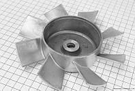 Крыльчатка вентилятора метал