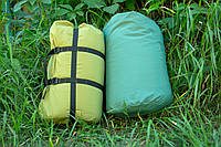 Туристический спальник, спальный мешок летний (+1/+14) для похода, для теплой погоды!