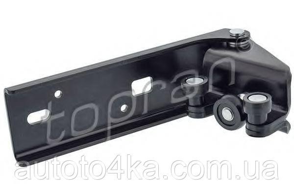 Направляюча роликова зсувних дверей середня AUTOMEGA 100106610