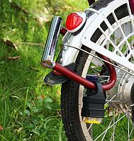 Навесная велосипедная / бытовая противоугонная USB сигнализация с управлением на брелке ДУ FEDOG F-115