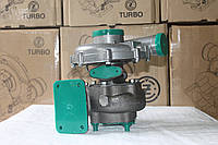 Чешский турбокомпрессор К27-61-02 / Д260 / Трактор МТЗ-1221 / МТЗ 1523