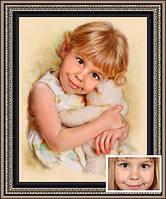 Портрет по фото