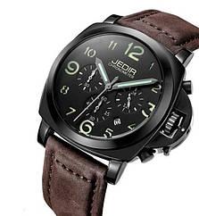 Мужские часы Jedir 1079 Black, КОД: 115731