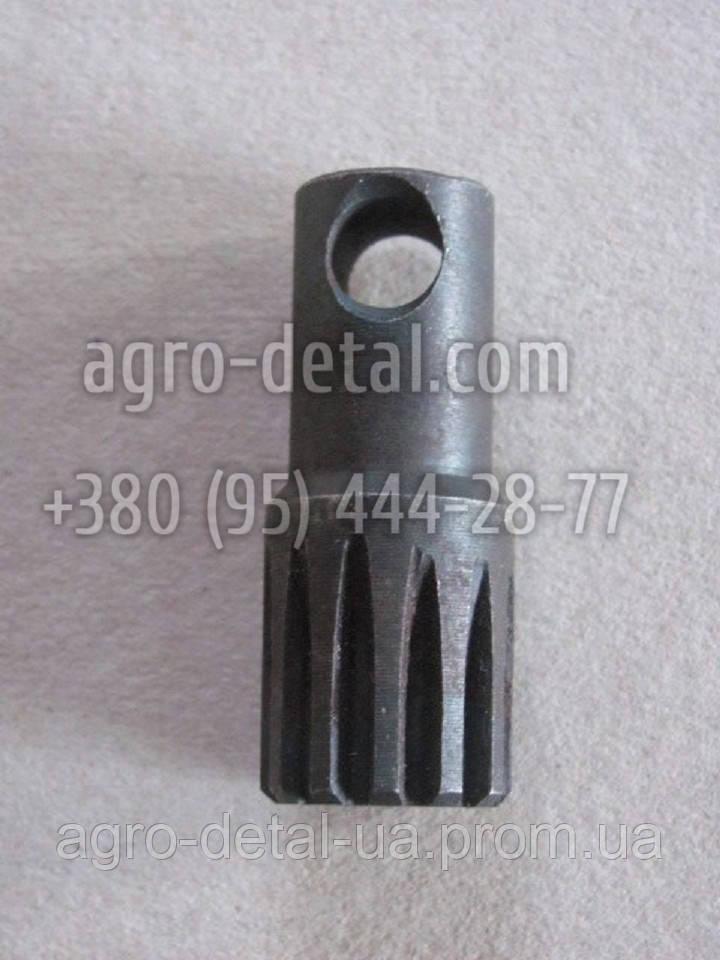 Валик шлицевой 4641500100-01 насоса-дозатора колесного трактора Т 151