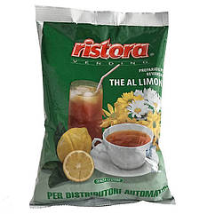Растворимый черный чай с лимоном Ristora 1 кг (26.003) КОД: 343639