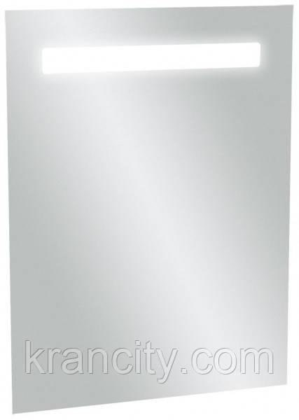 Зеркало Jacob Delafon Parallel 50 EB1410-NF с подсветкой и функцией анти-пар ,зеркало в ванную комнату,Франция