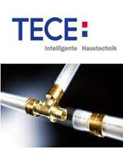 Трубы и фитинги TECE