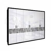 Шкаф Терра 6Д без зеркала Миро-Марк