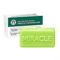SOME BY MI AHA BHA PHA 30 Days Miracle - Очищающее мыло для проблемной кожи