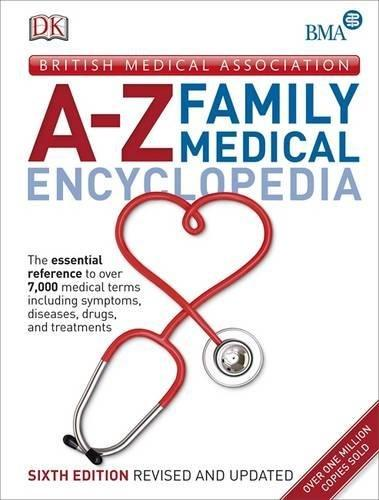 Книга BMA A-Z Family Medical Encyclopedia