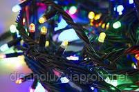 ГИРЛЯНДА УЛИЧНАЯ LED STRING 10М, КАУЧУК LED 100 RG/RB IP65, фото 2