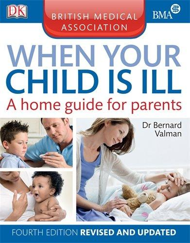 Книга BMA When Your Child is ill, 4th Edition