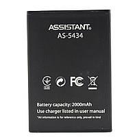 Аккумулятор AS-5434 для Assistant AS-5434 Club (Original), 2000 mAh