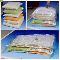 Вакуумные пакеты для хранения вещей 70*100см. , фото 1