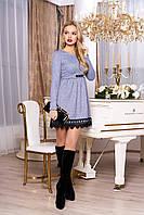 """Платье """"Лотос"""" (сирень)(размер M,L)"""