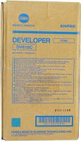 DV-610 Девелопер (Стартер) Cyan (голубой) для Konica Minolta bizhub C5500/6500/5501/6501