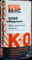Клей для плитки Буд Микс К-0 25кг