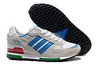 Женские кроссовки Adidas ZX750 (серые)