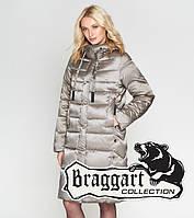 Braggart Angel's Woman 29775 | Теплый женский воздуховик бежевый