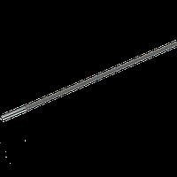 Секція стійки каркасу - Ø8.5mm скловолокно армоване