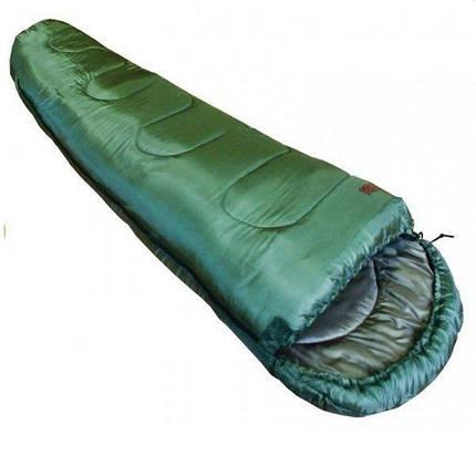 Спальный мешок Totem Hunter R Green (TTS-004.12-R) , фото 2