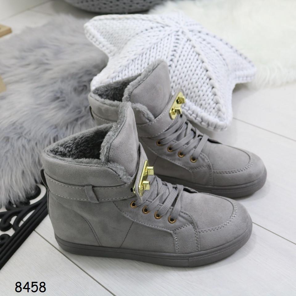 Ботинки зимние 8458 (SH)