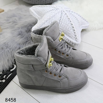 Ботинки зимние 8458 (SH), фото 2