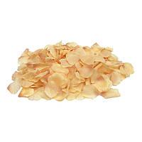 Лепестки роз уп. 300шт персиковые