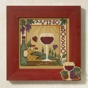 Набір для вишивки Vino Rosso Mill Hill