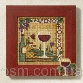 Набор для вышивки Vino Rosso Mill Hill