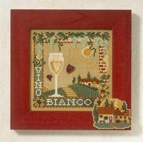 Набір для вишивки Vino Bianco Mill Hill
