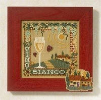 Набор для вышивки Vino Bianco Mill Hill